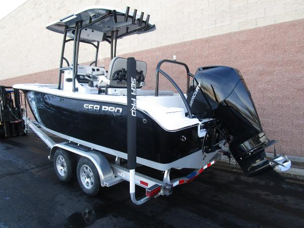 2021 Sea Pro boat for sale, model of the boat is 219 CC & Image # 3 of 42