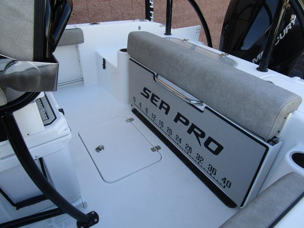 2021 Sea Pro boat for sale, model of the boat is 219 CC & Image # 5 of 42