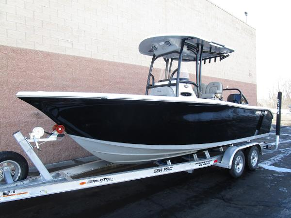 2021 Sea Pro boat for sale, model of the boat is 219 CC & Image # 6 of 42