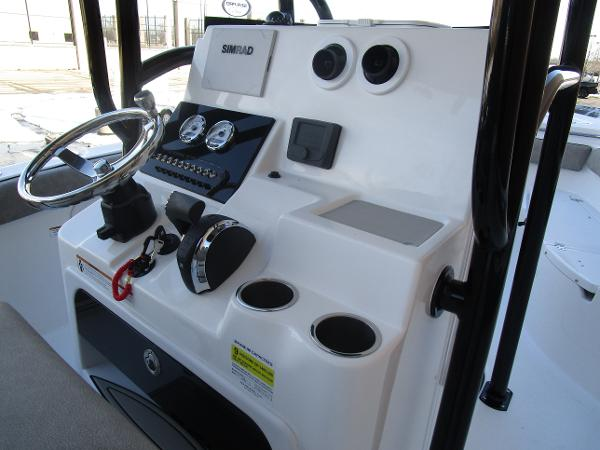 2021 Sea Pro boat for sale, model of the boat is 219 CC & Image # 8 of 42