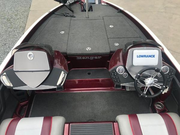 2015 Ranger Boats boat for sale, model of the boat is Z518c & Image # 4 of 14