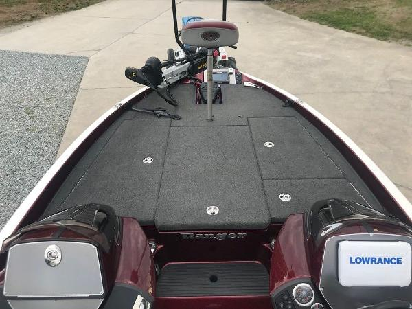 2015 Ranger Boats boat for sale, model of the boat is Z518c & Image # 9 of 14