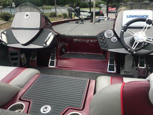 2015 Ranger Boats boat for sale, model of the boat is Z518c & Image # 14 of 14