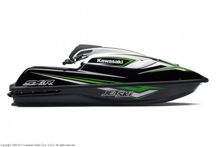 2017 Kawasaki Jet Ski SX-R thumbnail