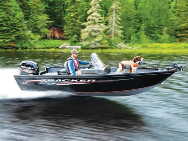2021 Tracker Boats boat for sale, model of the boat is Pro Guide™ V-16 SC & Image # 1 of 43