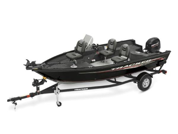 2021 Tracker Boats boat for sale, model of the boat is Pro Guide™ V-16 SC & Image # 42 of 43