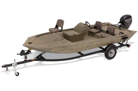 2021 Tracker Boats boat for sale, model of the boat is 1754 SC & Image # 1 of 24