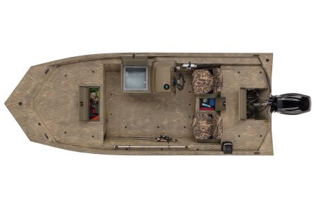 2021 Tracker Boats boat for sale, model of the boat is 1754 SC & Image # 4 of 24