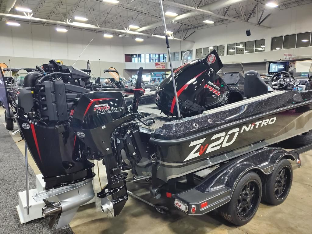 2020 Nitro boat for sale, model of the boat is ZV20 Pro & Image # 6 of 10