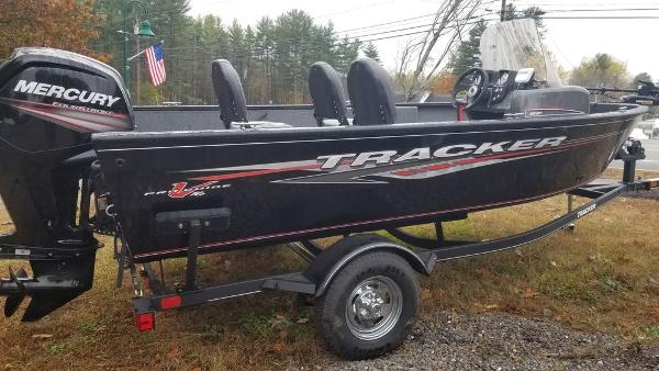 2020 Tracker Boats boat for sale, model of the boat is PG V16 SC & Image # 1 of 9