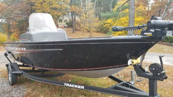 2020 Tracker Boats boat for sale, model of the boat is PG V16 SC & Image # 8 of 9