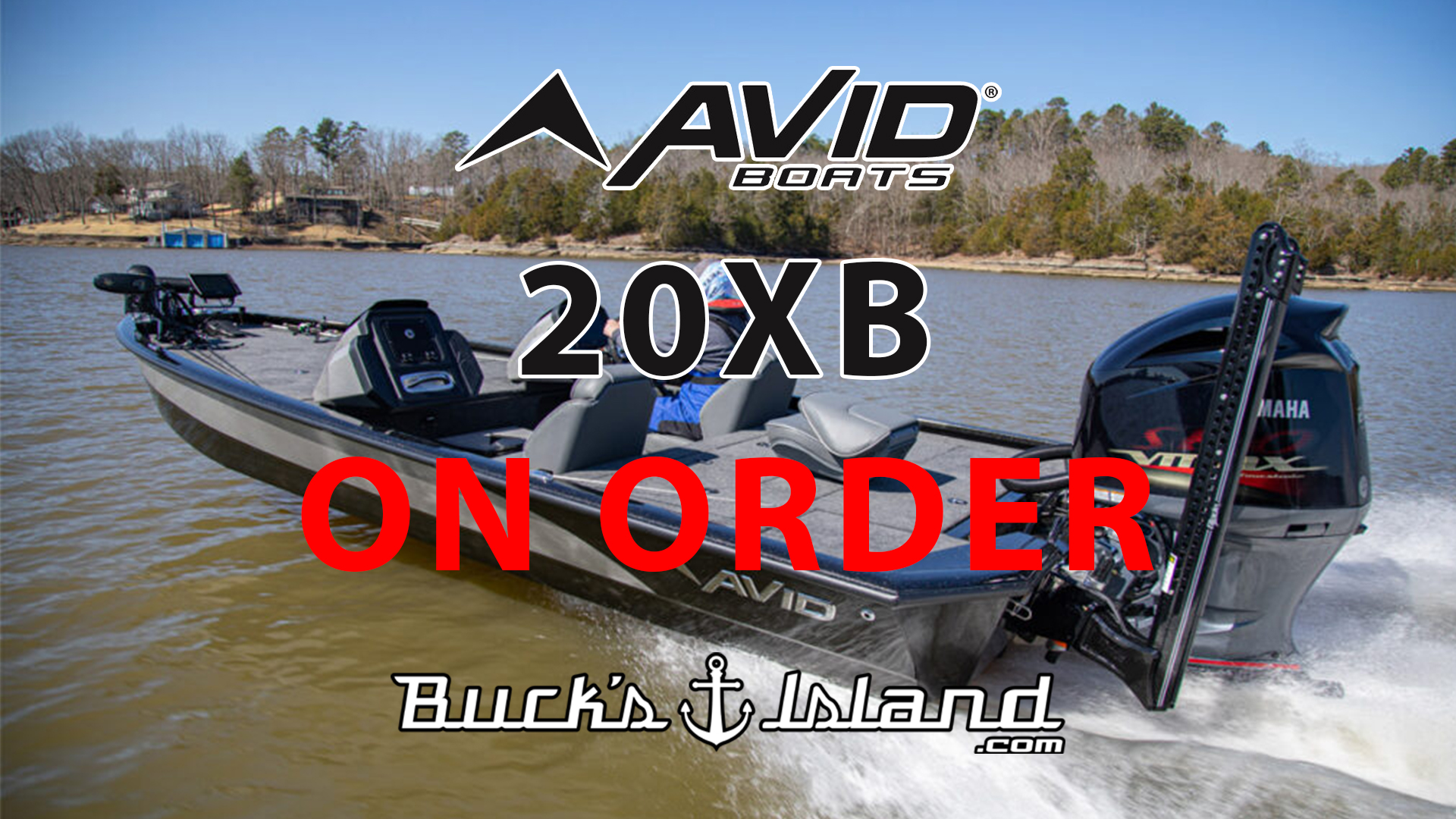 2021 Avid 20XB ON ORDER thumbnail
