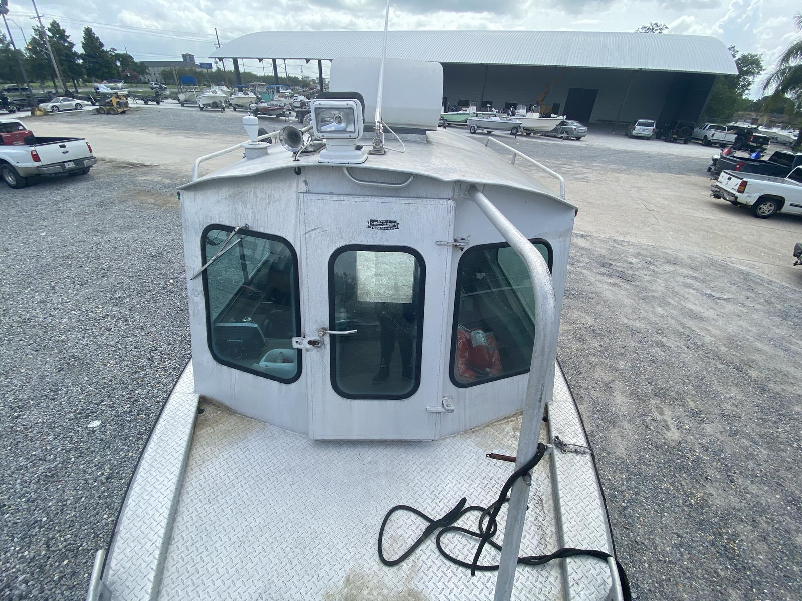 2005 Scully boat for sale, model of the boat is 22 & Image # 2 of 11