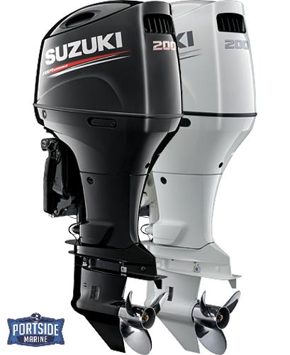 2020 Suzuki DF200A