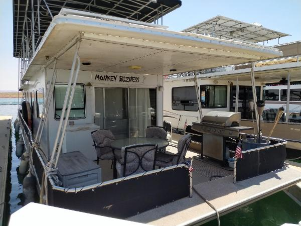 1983 Sumerset sumerset houseboat