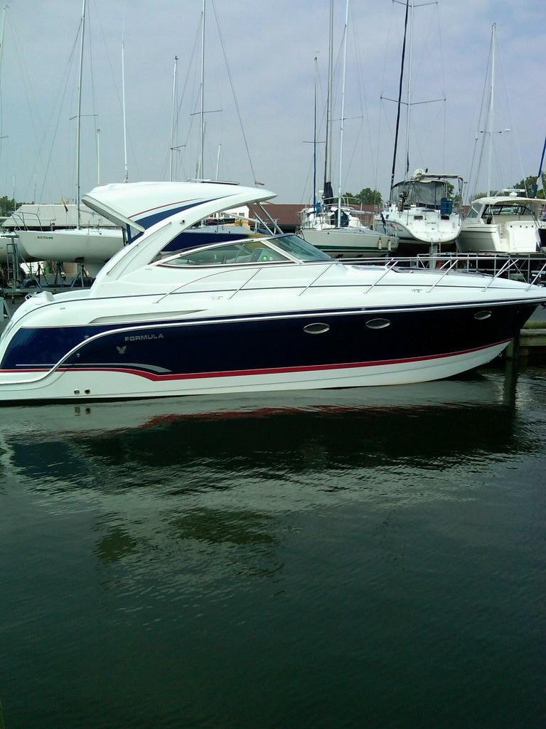 O 6378 HG Knot 10 Yacht Sales