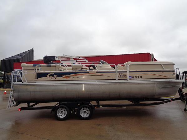 2011 G3 SunCatcher LX 22 Cruise thumbnail