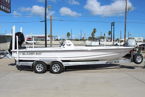 2021 Blazer boat for sale, model of the boat is 2420 GTS & Image # 4 of 9