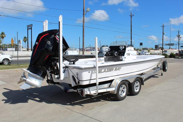 2021 Blazer boat for sale, model of the boat is 2420 GTS & Image # 5 of 9