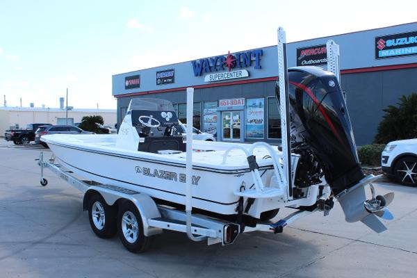 2021 Blazer boat for sale, model of the boat is 2420 GTS & Image # 7 of 9