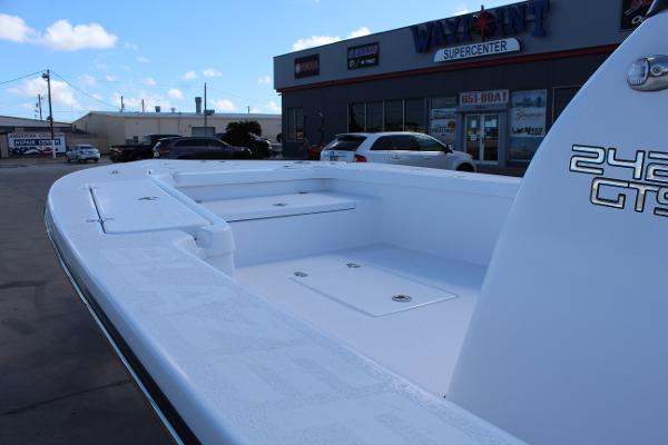 2021 Blazer boat for sale, model of the boat is 2420 GTS & Image # 8 of 9