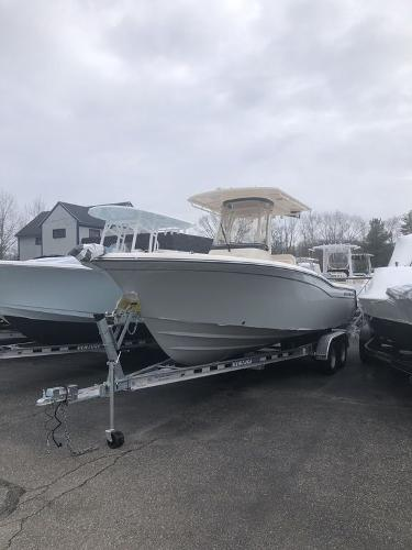 2021 Grady-White boat for sale, model of the boat is FISHERMAN 236 & Image # 1 of 7