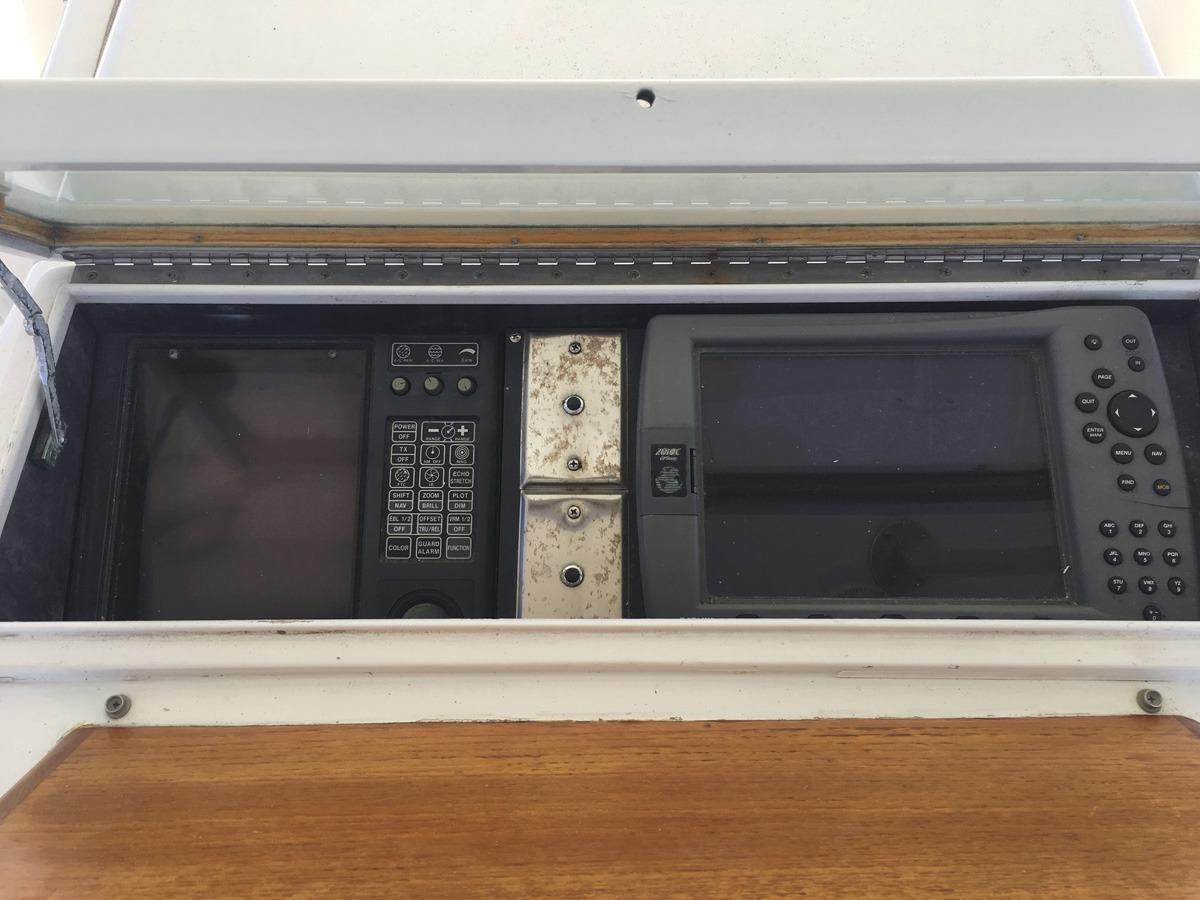 Electronics - above