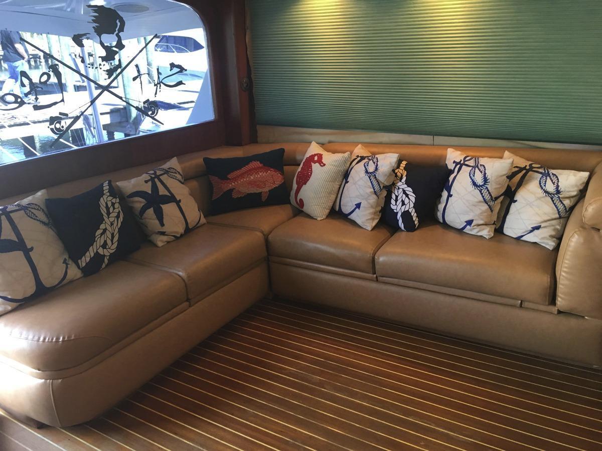 Salon L-sofa