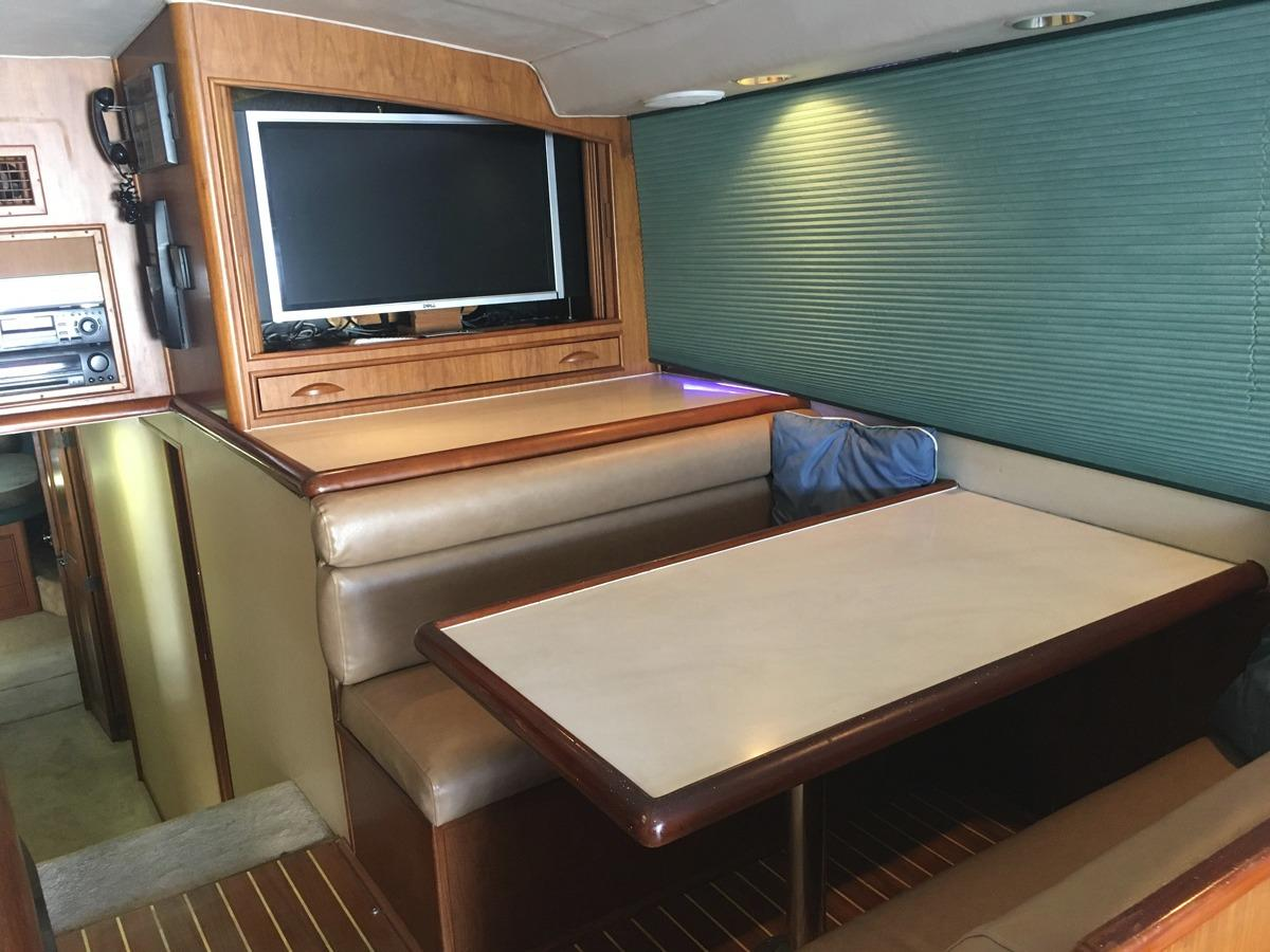 Dinette with TV