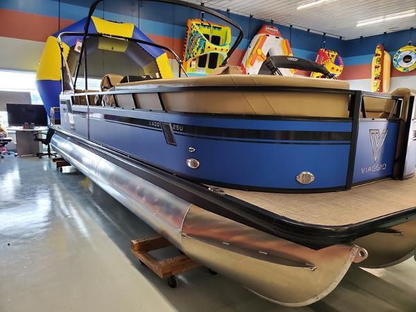 2022 Misty Harbor Viaggio Lago 25U Sport Toon