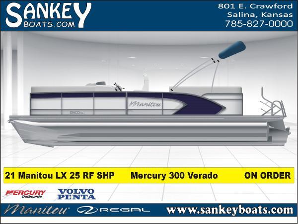 2021 Manitou 25 LX RF SHP thumbnail
