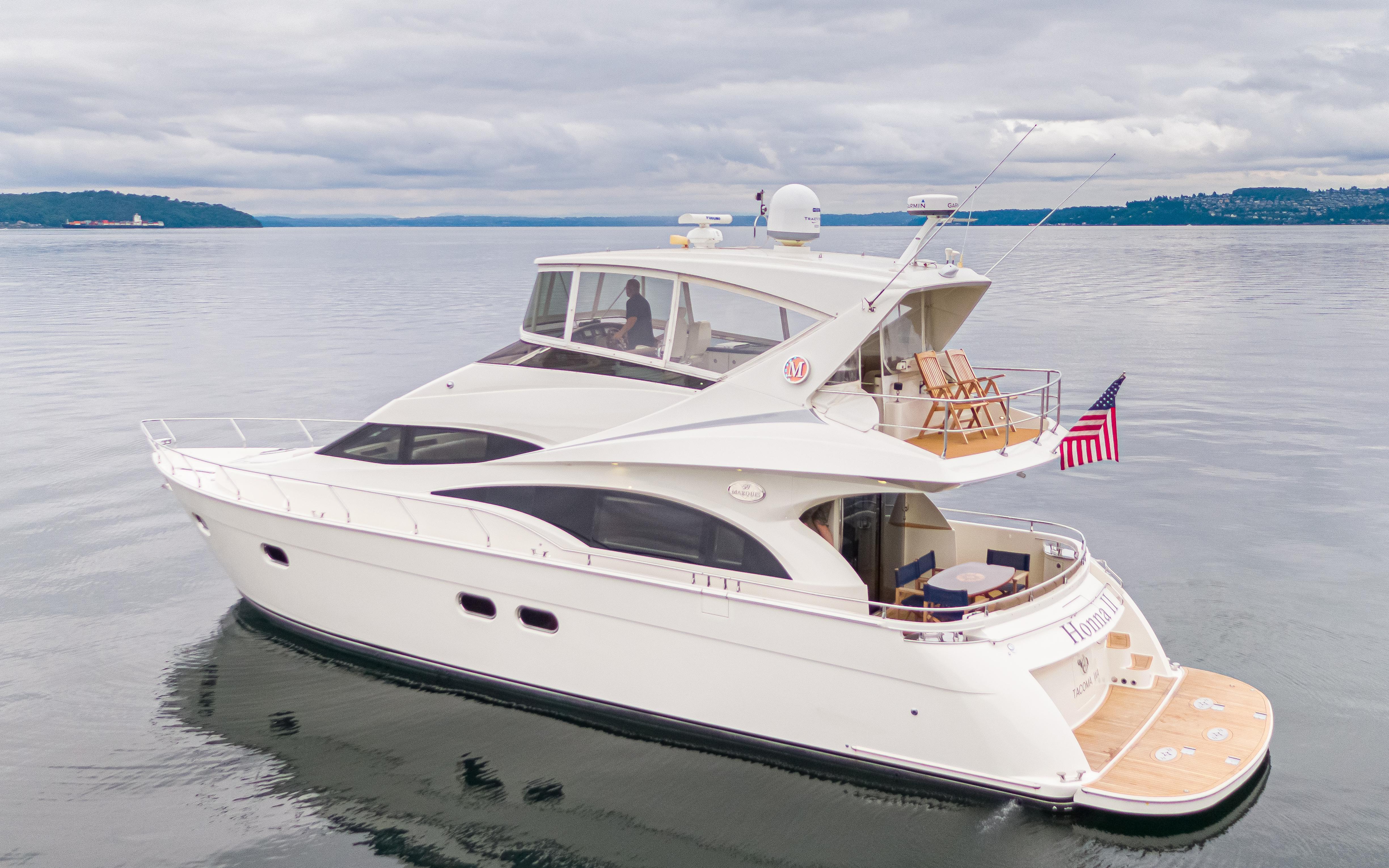 2006 Marquis Motoryacht