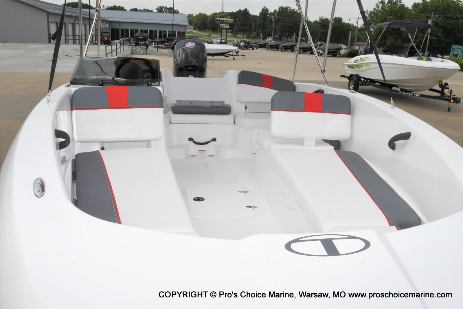 2022 Tahoe boat for sale, model of the boat is T18 w/115HP Mercury Pro-XS 4 Stroke & Image # 5 of 50