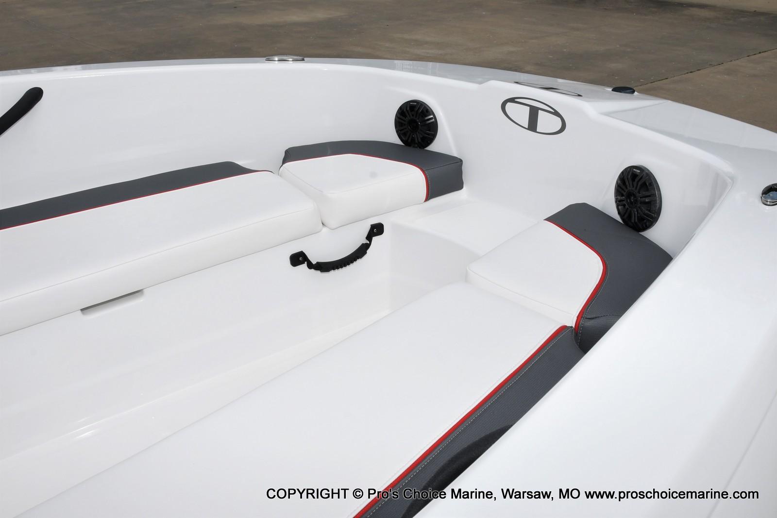 2022 Tahoe boat for sale, model of the boat is T18 w/115HP Mercury Pro-XS 4 Stroke & Image # 27 of 50
