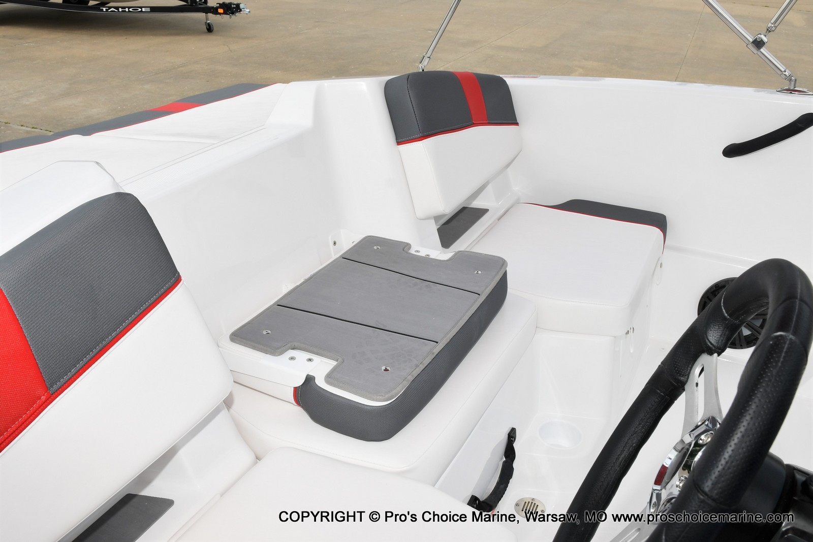 2022 Tahoe boat for sale, model of the boat is T18 w/115HP Mercury Pro-XS 4 Stroke & Image # 47 of 50