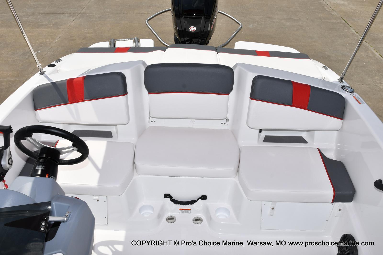 2022 Tahoe boat for sale, model of the boat is T18 w/115HP Mercury Pro-XS 4 Stroke & Image # 10 of 50