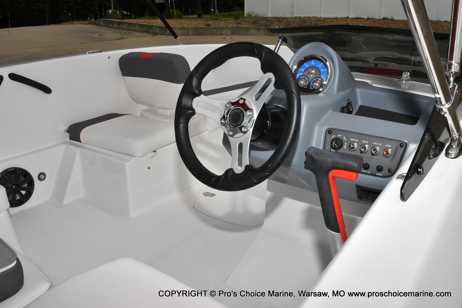 2022 Tahoe boat for sale, model of the boat is T18 w/115HP Mercury Pro-XS 4 Stroke & Image # 19 of 50
