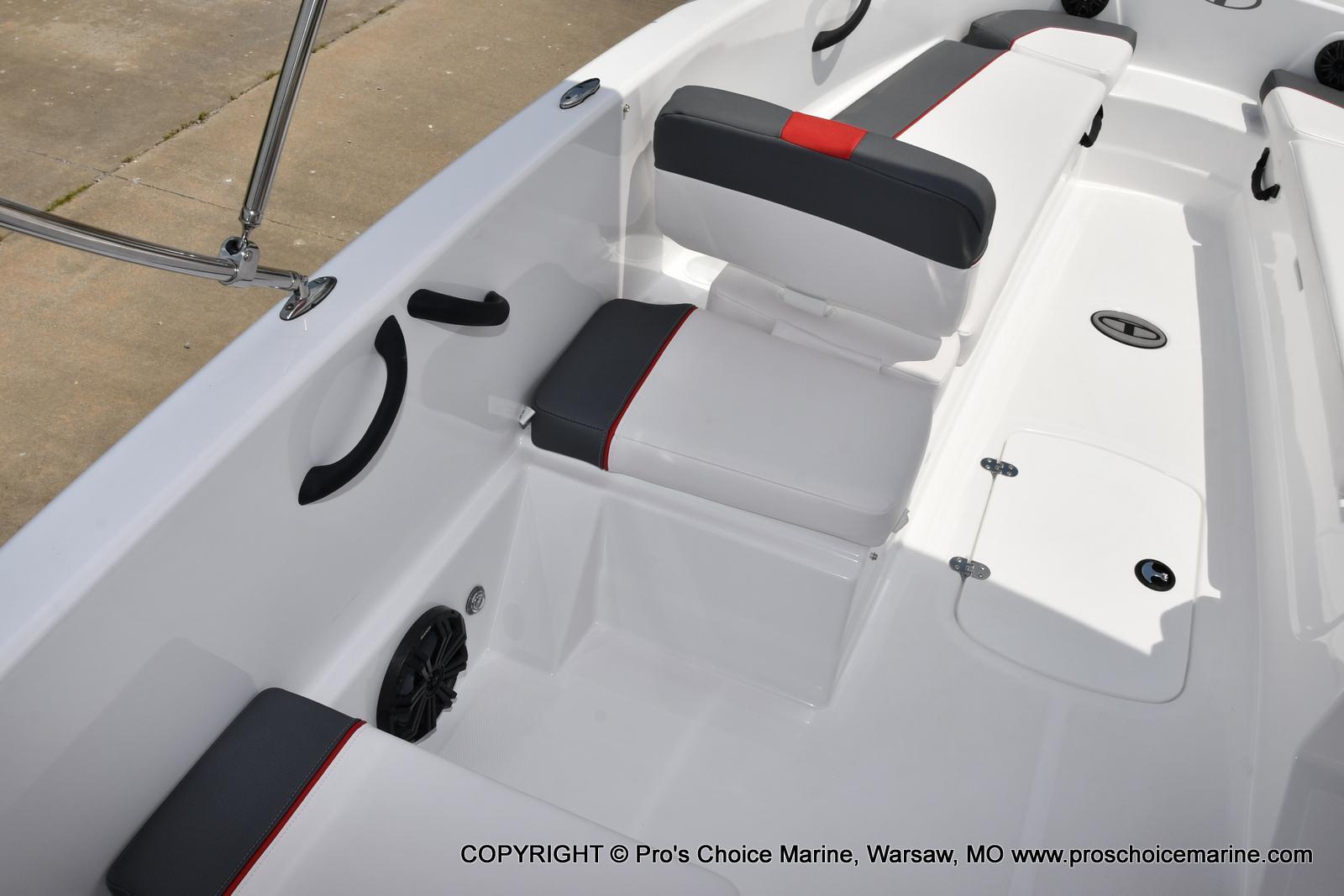 2022 Tahoe boat for sale, model of the boat is T18 w/115HP Mercury Pro-XS 4 Stroke & Image # 20 of 50