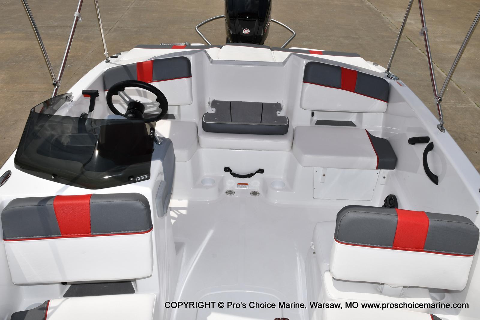 2022 Tahoe boat for sale, model of the boat is T18 w/115HP Mercury Pro-XS 4 Stroke & Image # 23 of 50