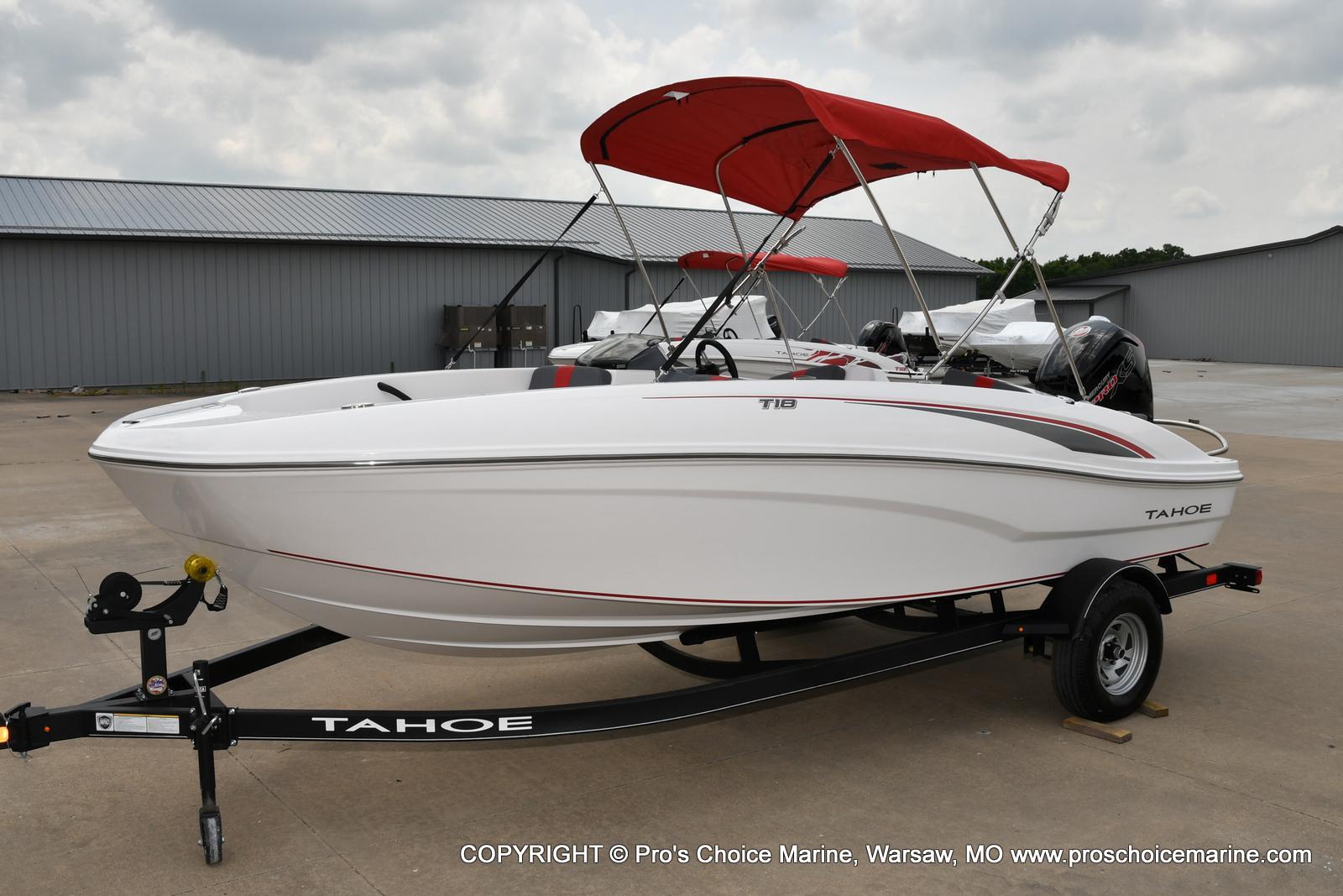 2022 Tahoe boat for sale, model of the boat is T18 w/115HP Mercury Pro-XS 4 Stroke & Image # 26 of 50