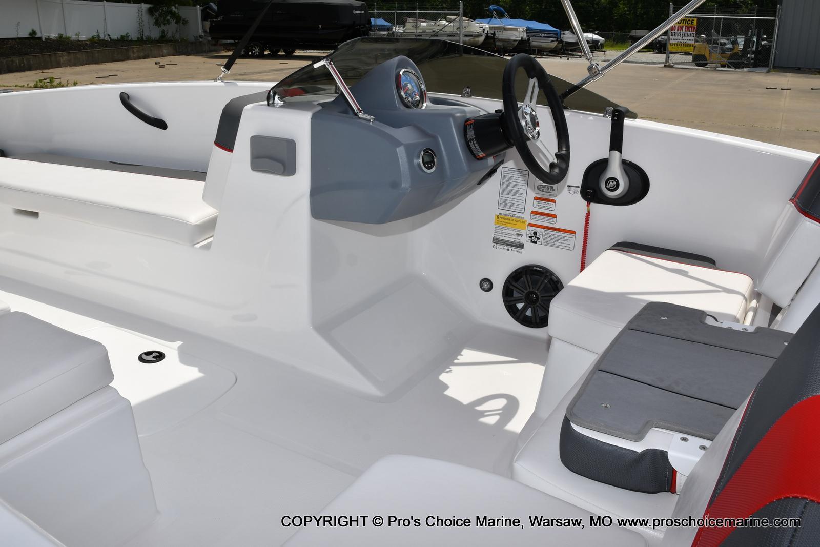 2022 Tahoe boat for sale, model of the boat is T18 w/115HP Mercury Pro-XS 4 Stroke & Image # 29 of 50