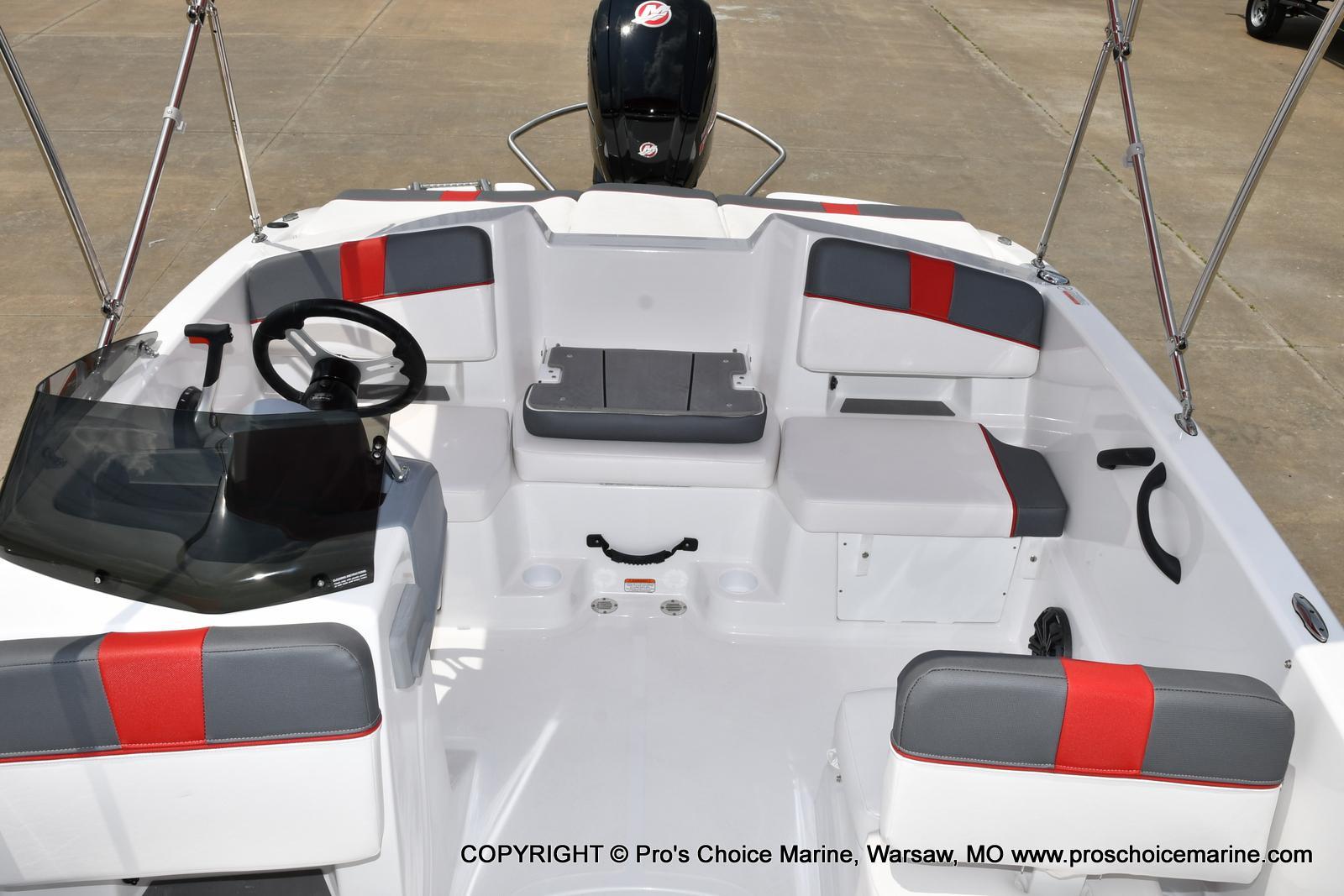 2022 Tahoe boat for sale, model of the boat is T18 w/115HP Mercury Pro-XS 4 Stroke & Image # 33 of 50