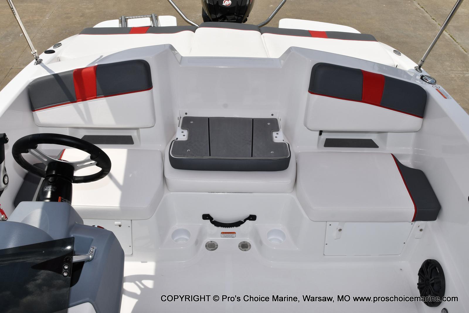 2022 Tahoe boat for sale, model of the boat is T18 w/115HP Mercury Pro-XS 4 Stroke & Image # 34 of 50
