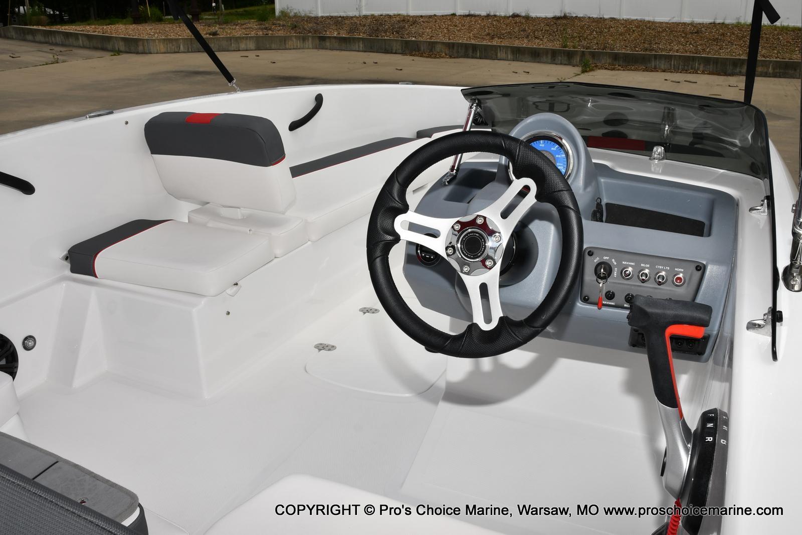 2022 Tahoe boat for sale, model of the boat is T18 w/115HP Mercury Pro-XS 4 Stroke & Image # 48 of 50