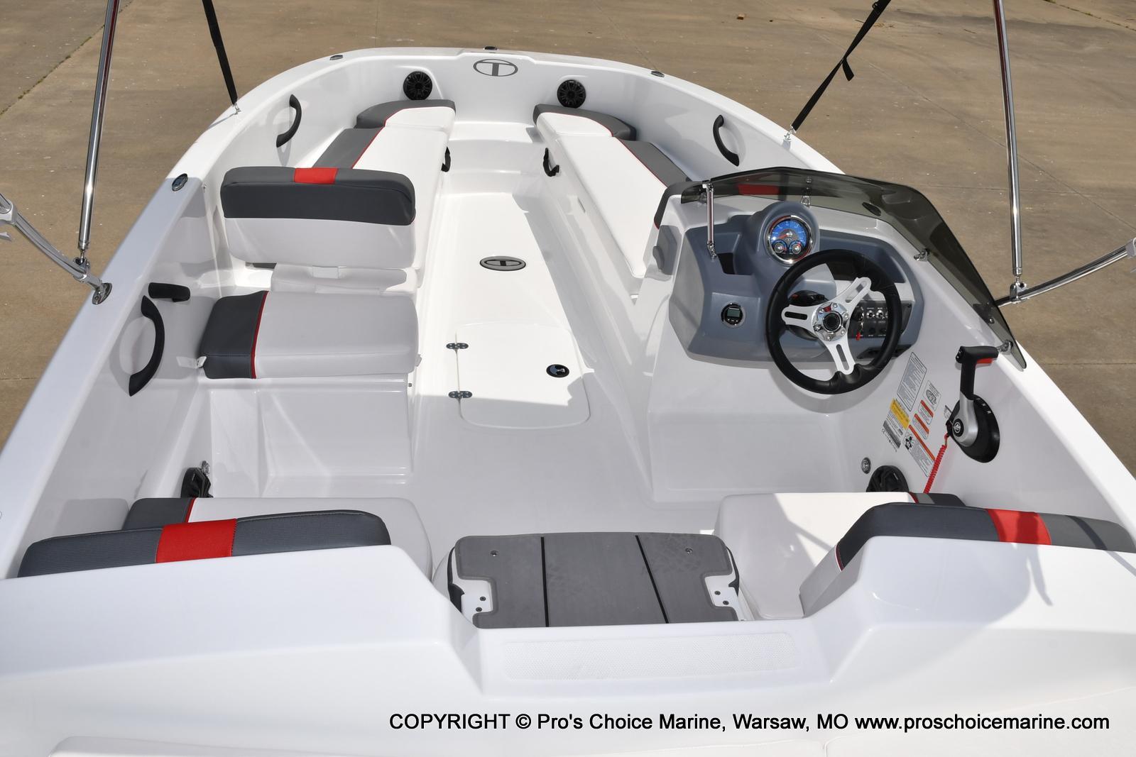 2022 Tahoe boat for sale, model of the boat is T18 w/115HP Mercury Pro-XS 4 Stroke & Image # 49 of 50