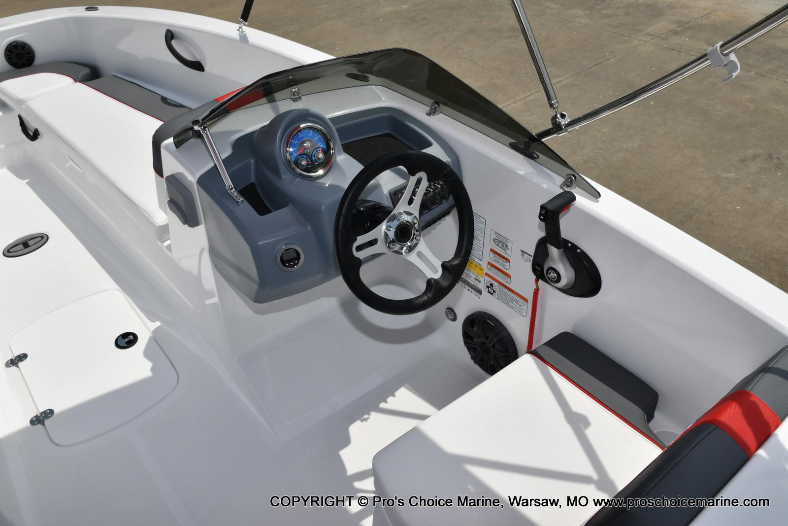2022 Tahoe boat for sale, model of the boat is T18 w/115HP Mercury Pro-XS 4 Stroke & Image # 50 of 50