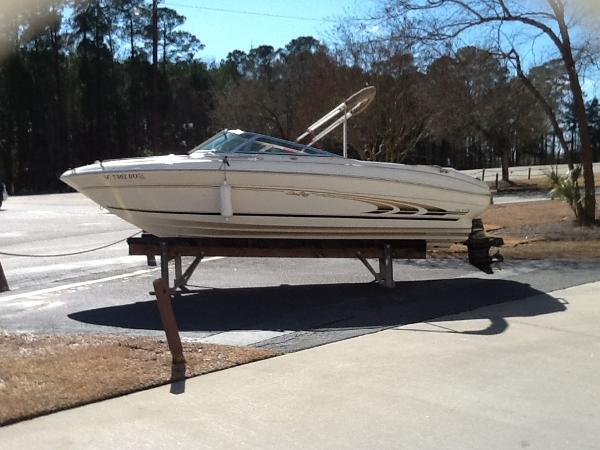 1998 Sea Ray 210 Bow Rider thumbnail