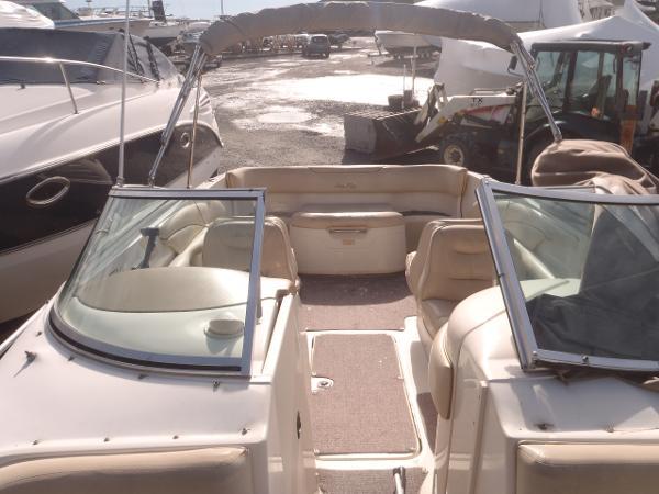 1999 Sea Ray 260 Bow Rider