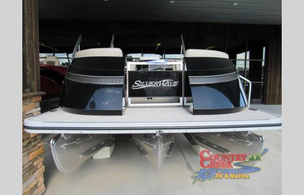 2021 Silver Wave boat for sale, model of the boat is 2410CLS SW3 & Image # 1 of 6