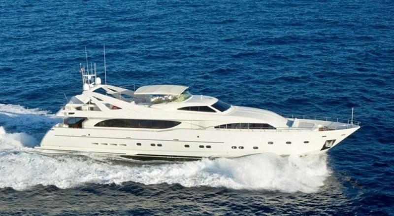 112' Ferretti Yachts 2003